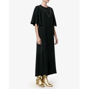 Ellery contrast stitch dress